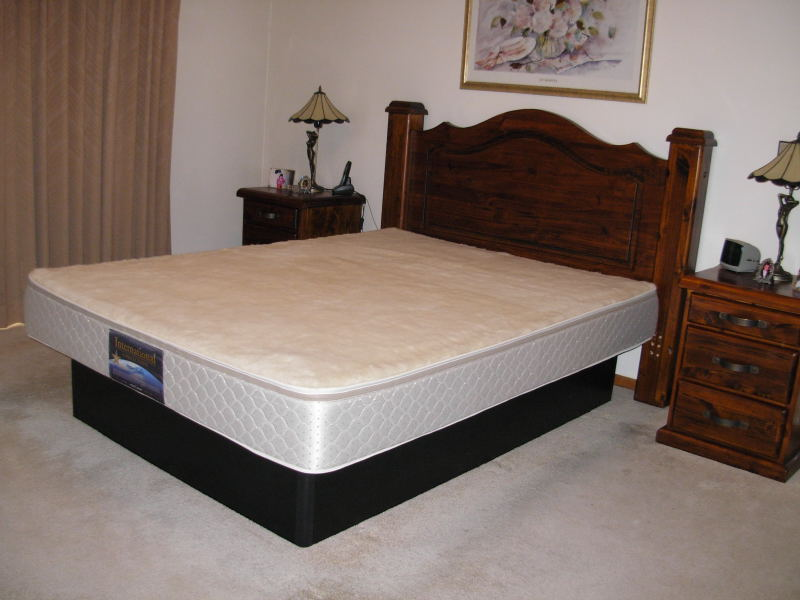 And Services Waterbeds Waterbed Supplies Waterbed Insert  : Bed Pedestal 1 from mattressessale.eu size 800 x 600 jpeg 77kB